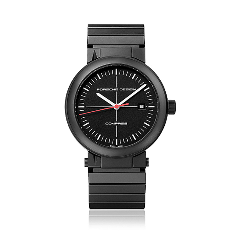 PORSCHE DESIGN HERITAGE COMPASS WATCH