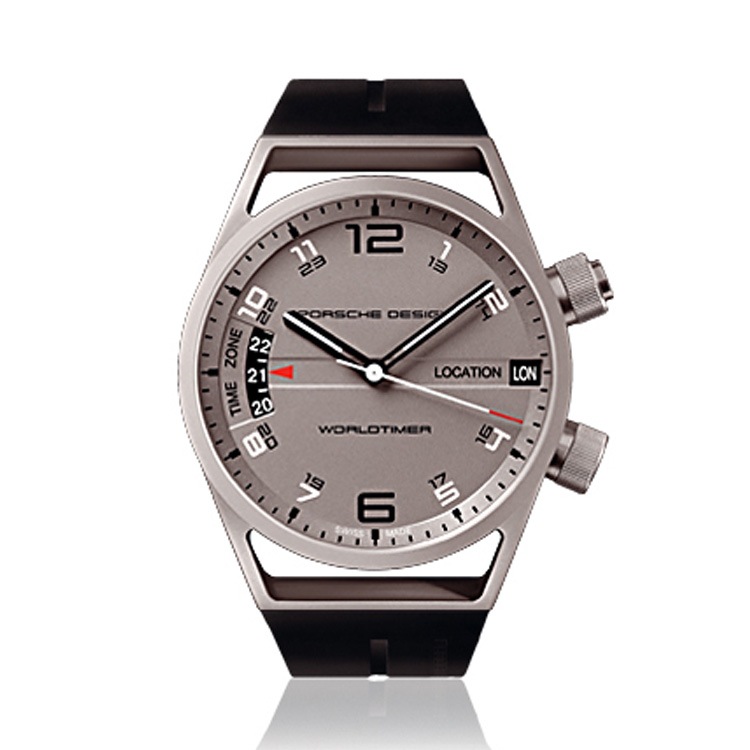 PORSCHE DESIGN PERFORMANCE WORLDTIMER
