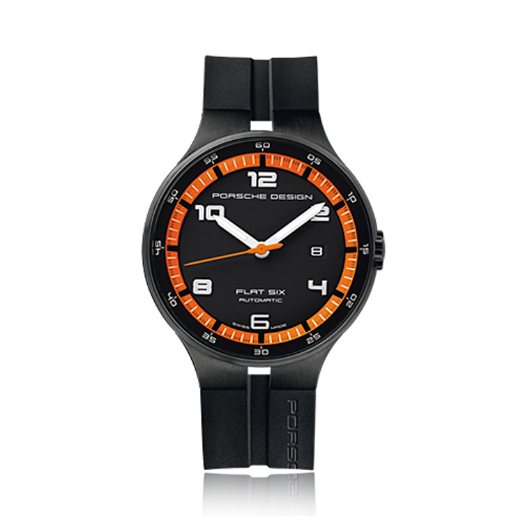 PORSCHE DESIGN FLAT SIX AUTOMATIC