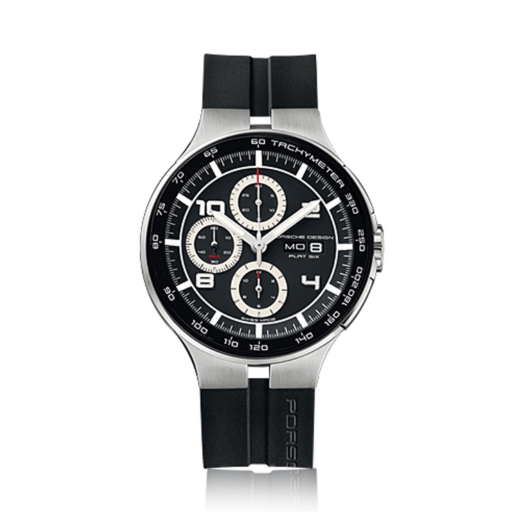 PORSCHE DESIGN FLAT SIX AUTOMATIC CHRONO