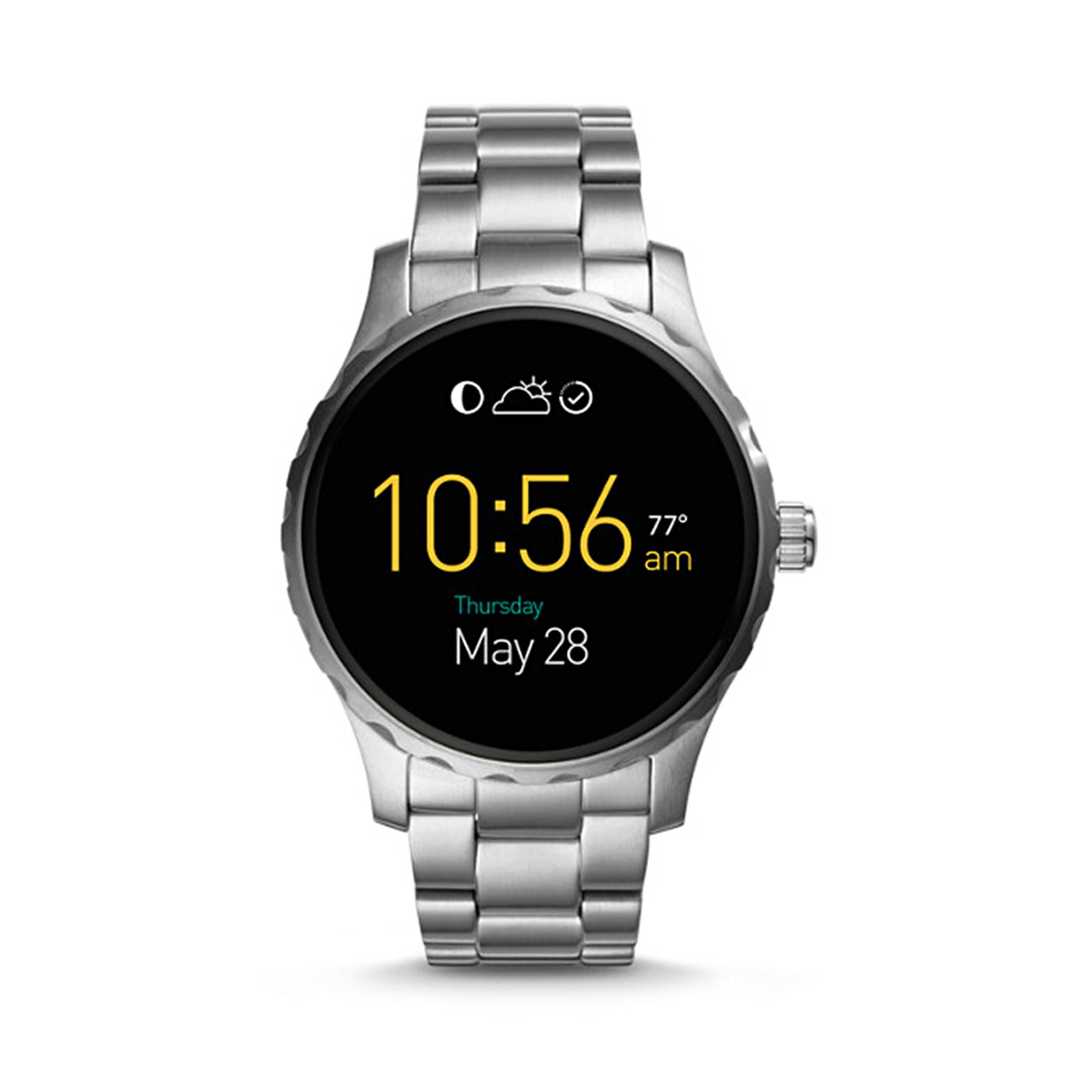 SMARTWATCH FOSSIL Q MARSHAL