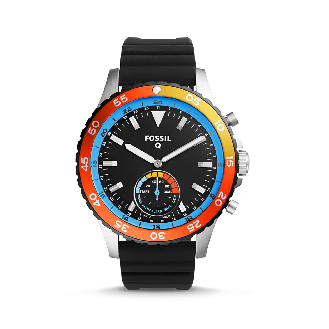 HYBRID SMARTWATCH FOSSIL Q CREWMASTER